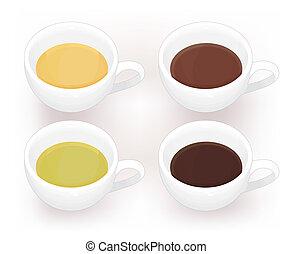 caffè, tè