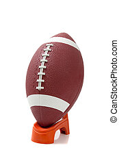 calciare, football americano, tee
