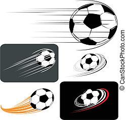 calcio, clipart