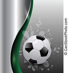 calcio, fondo