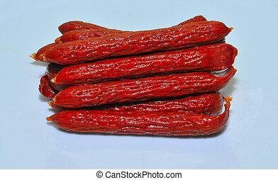 caldo, pepperoni