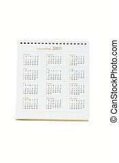 calendario, 2010, desktop