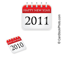calendario, 2011, 2010, anno