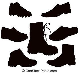calzatura, mens