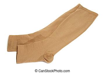 calze, compressione