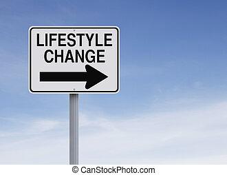 cambiamento, stile di vita
