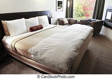 camera letto, letto, comodo