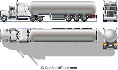 camion autocisterna