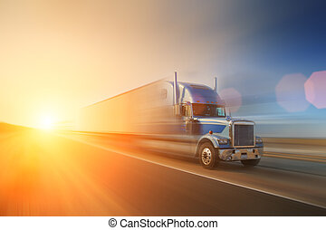 camion, autostrada