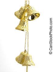 campana, dorato