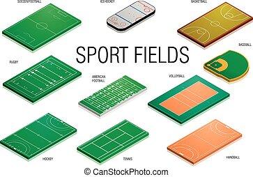 campi, sport, corti