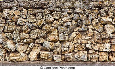 campo, pietra, fondale