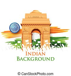 cancello, indiano