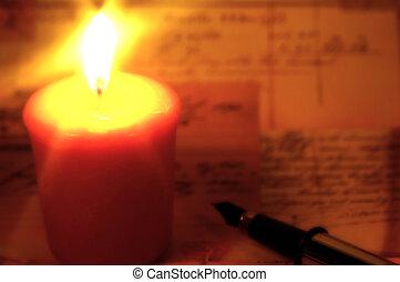 candela, 2, luce