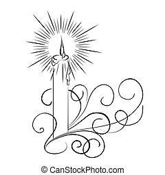 candela, urente