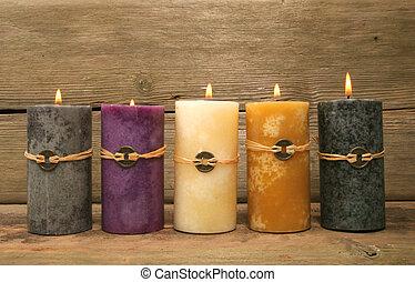 candele, feng, cinque, shui