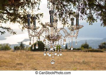 candeliere, albero