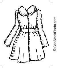 cappotto, donne