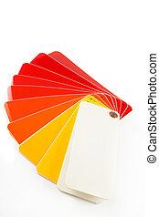 card., colorare
