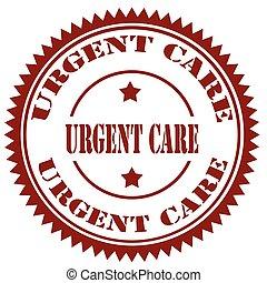 care-stamp, urgente