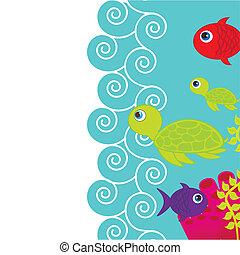 carino, fish