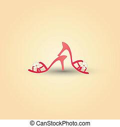 carino, scarpa