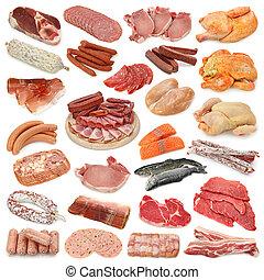 carne, collezione