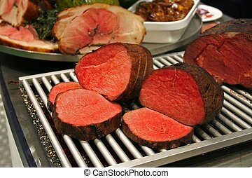 carne, rosso