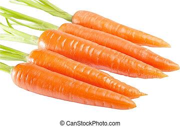 carota, isolato