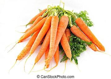 carote, mazzo