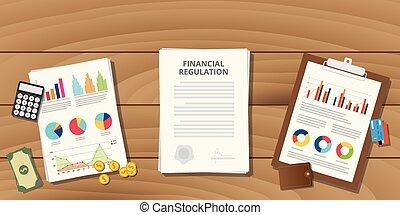 carta, regolazione, lavoro, finanziario