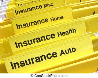 cartelle, assicurazione