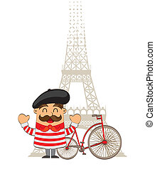cartone animato, francese