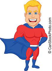cartone animato, superhero, proposta