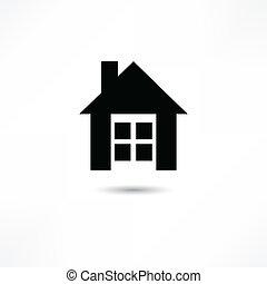 casa, icona