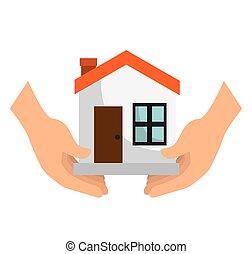 casa, sicurezza, assicurazione