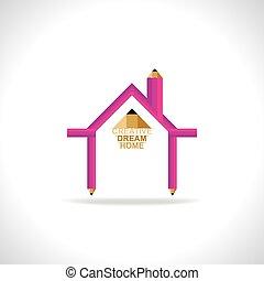casa, sogno
