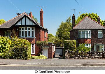 case, tipico, inglese