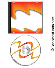 caso, dvd, cd, &