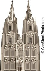 cattedrale acqua colonia