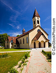 cattolico, chiesa