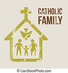 cattolico, famiglia