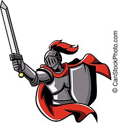 cavalieri, guerriero