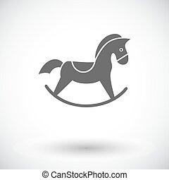 cavallo, giocattolo