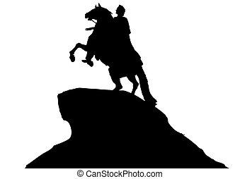 cavallo, monumento