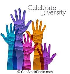 celebrare, diversità