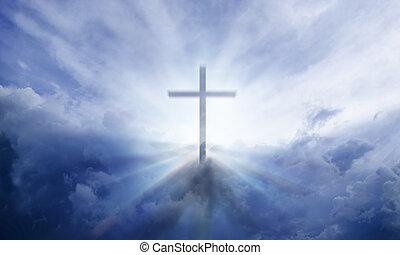 celeste, croce