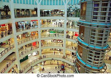 centro commerciale, shopping