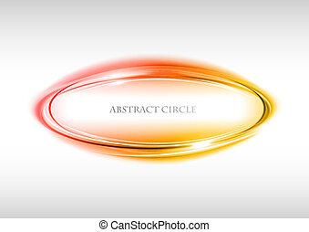 cerchio, rosso