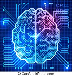 cervello, cyber